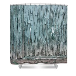 Soft Wood Shower Curtain
