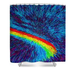 Solar Winds II C2014 Shower Curtain