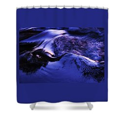 Shower Curtain featuring the photograph Something In The Way She Moves by Sean Sarsfield
