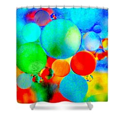 Something Out Of Nothing Shower Curtain