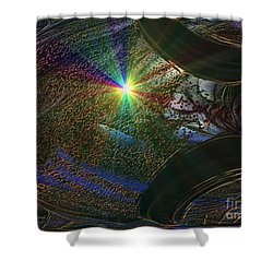 Something Wicked This Way Comes Shower Curtain
