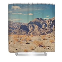 Sometimes All You Can Do Is Breathe Shower Curtain by Laurie Search