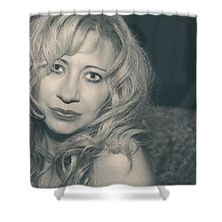 Sometimes It Hurts Instead Shower Curtain by Laurie Search