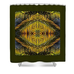 Shower Curtain featuring the photograph Son Of Africa by I'ina Van Lawick