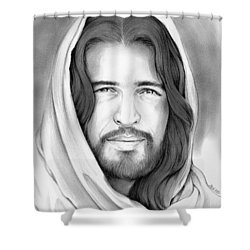 Son Of Man Shower Curtain