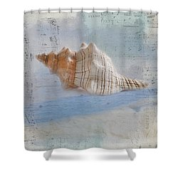 Songs Of The Sea Shower Curtain