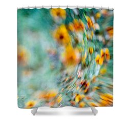 Shower Curtain featuring the photograph Sonic by Darryl Dalton