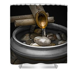Soothing Flow Shower Curtain