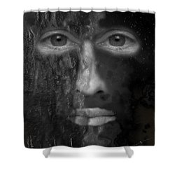 Soul Emerging Shower Curtain