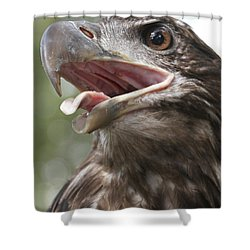 Soul Kiss Shower Curtain