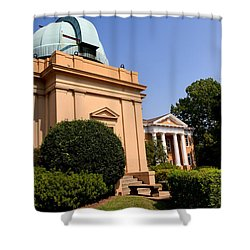 Southeastern Us Observatory Shower Curtain