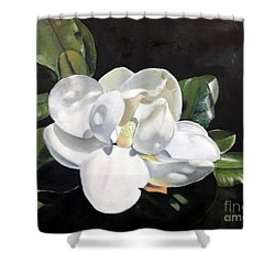 Southern Beauty 2 Shower Curtain