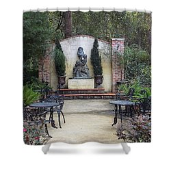 Shower Curtain featuring the photograph Southern Comfort by John Glass