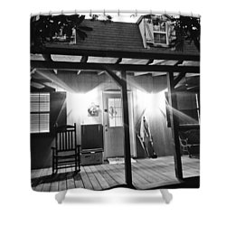 Southern Hospitality Shower Curtain