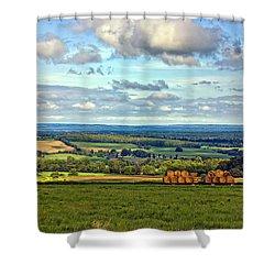 Southern Ontario Shower Curtain by Steve Harrington