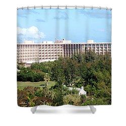 Southhampton Princess Bermuda Shower Curtain