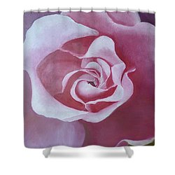 Spanish Beauty 2 Shower Curtain by Claudia Goodell