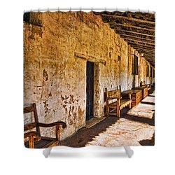 Spanish Passage Shower Curtain