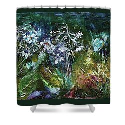 Sparkle In The Shade Shower Curtain