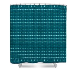 Sparkle Teal Pattern With Border Elegant Energy Art  Navinjoshi  Download Rights Managed Images Grap Shower Curtain