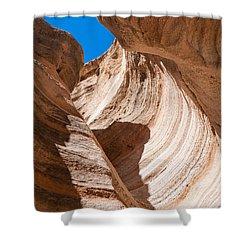 Spiral At Tent Rocks Shower Curtain