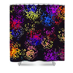 Shower Curtain featuring the photograph Spirit Catchers by Mark Blauhoefer