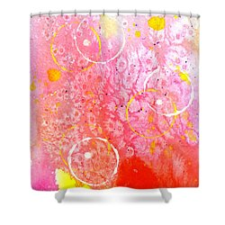 Spirit Dance Shower Curtain by Desiree Paquette