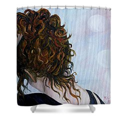 Spirit Guides Shower Curtain
