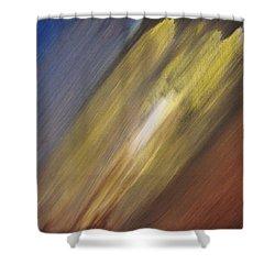 Spirit Shower Curtain by Tim Townsend