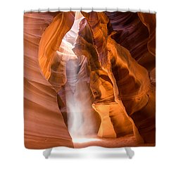 Spirit Walker Shower Curtain