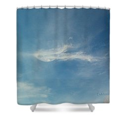 Sylph Elemental Shower Curtain