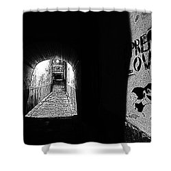 Spread Love Shower Curtain