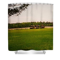 Spring Break Time To Party Shower Curtain