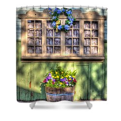 Spring Delight Shower Curtain by Heidi Smith