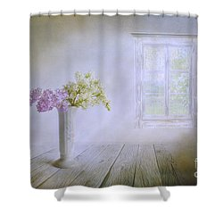 Spring Dream Shower Curtain by Veikko Suikkanen