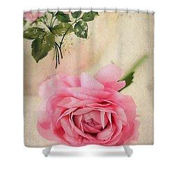 Spring Elegance Shower Curtain by Darren Fisher
