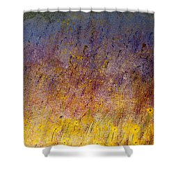 Spring Flowers Shower Curtain by Tim Townsend