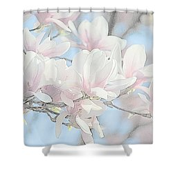 Shower Curtain featuring the photograph Spring Has Arrived 3 by Susan  McMenamin