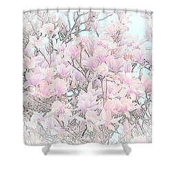 Shower Curtain featuring the photograph Spring Has Arrived I by Susan  McMenamin