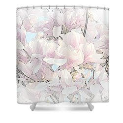 Shower Curtain featuring the photograph Spring Has Arrived II  by Susan  McMenamin