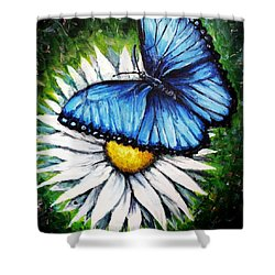 Spring Has Sprung Shower Curtain by Shana Rowe Jackson