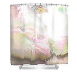 Spring IIi Shower Curtain
