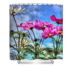 Spring In Full Swing Shower Curtain by Heidi Smith