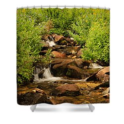 Spring In July Shower Curtain