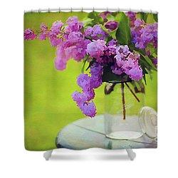 Spring Memories Shower Curtain by Darren Fisher