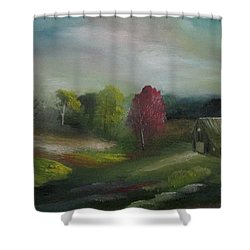 Spring Memory Shower Curtain