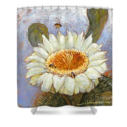 Spring Trio Shower Curtain