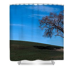 Springtime In The Palouse Shower Curtain