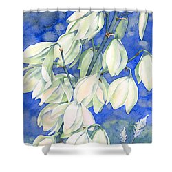 Springtime Splendor Shower Curtain