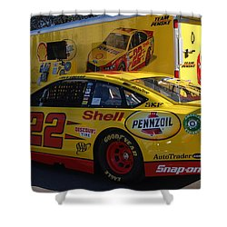 Sprint Cup Series 22 Shower Curtain